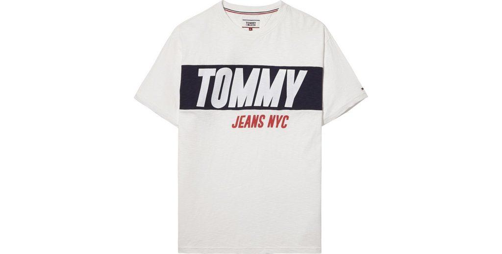 Billig Verkauf Suchen Tommy Jeans T-Shirt TJM HEAVY LOGO TEE  Niedrigere Preise Extrem Online Sammlungen Online Neue DYQO9olyHo