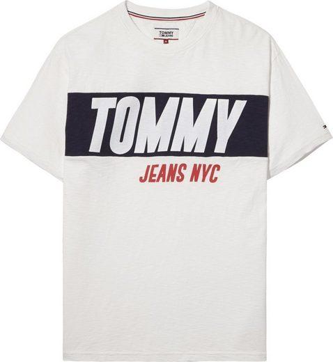 Tommy Jeans T-Shirt TJM HEAVY LOGO TEE