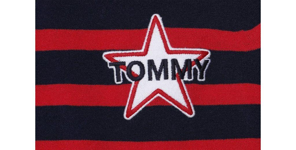 Tommy Jeans Pullover TJW STRIPE BADGE SWEATER Billig Verkauf Sehr Billig odrYz