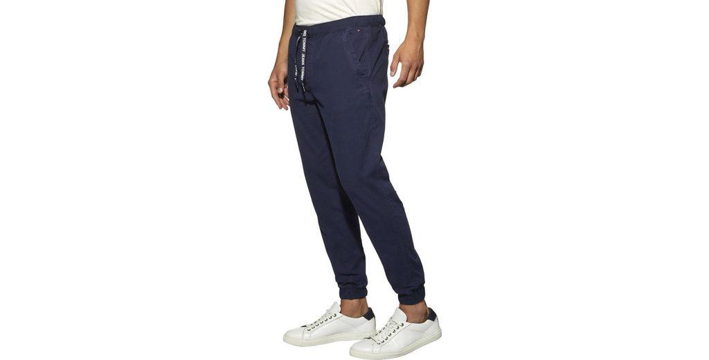 Professionelle Online Verkauf Größten Lieferanten Tommy Jeans Hose TJM RELAX DOBBY JOG CHINO Sehr Günstig Verkauf Des Niedrigen Preises Online 5sIgpF