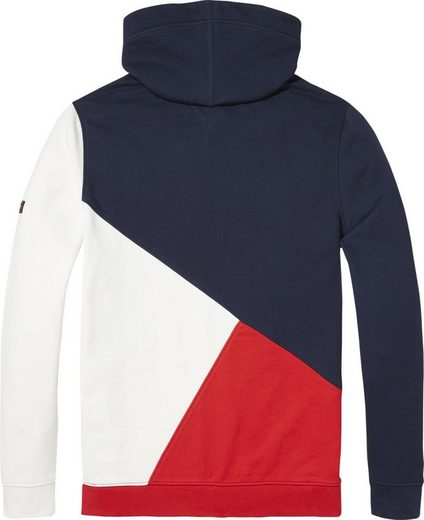 Tommy Jeans Sweatshirt TJM COLORBLOCK FUNNEL
