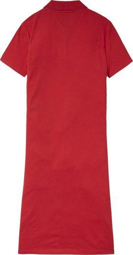 Tommy Jeans Kleid TJW ESSENTIAL POLO DRESS