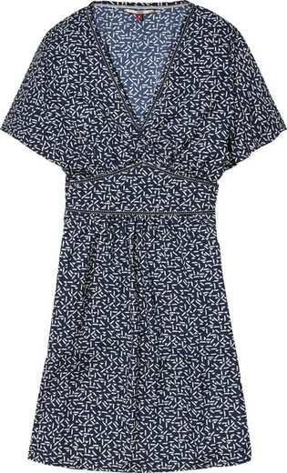 Tommy Jeans Kleid TJW PRINT DOLMAN DRESS