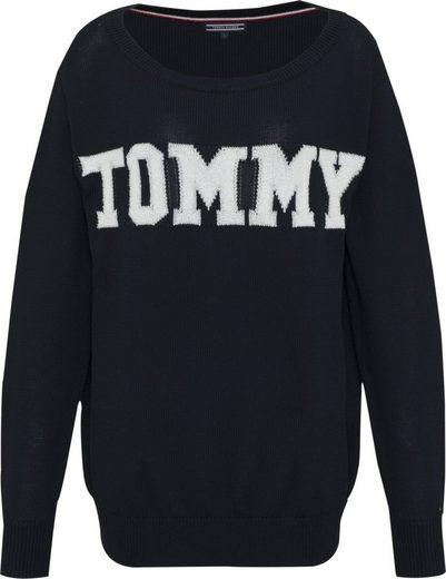 Tommy Hilfiger Pullover RACHEL LOGO C-NK SWTR