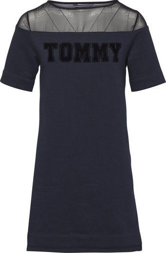 Tommy Hilfiger Kleid CAULA TOMMY LOGO DRESS