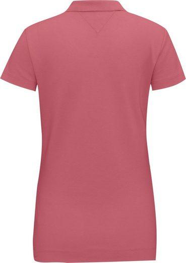 Tommy Hilfiger Poloshirt NEW CHIARA STR PQ POLO SS
