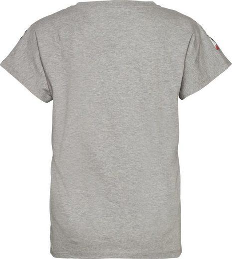 Tommy Hilfiger T-Shirt CARMA FLORAL TEE SS