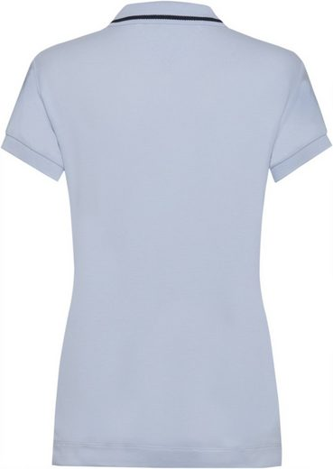 Tommy Hilfiger Poloshirt NEW CHIARA HERITAGE STR PQ POLO SS
