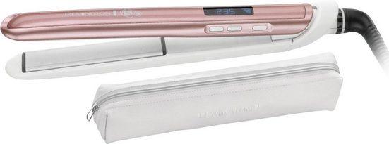 Remington Glätteisen »Rose Luxe S9505«, mit ultimativ hochwertiger Keramikbeschichtung