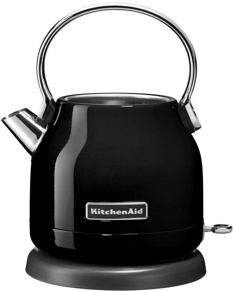 kitchenaid wasserkocher 5kek1222eob 1 25 l 2200 w online kaufen otto. Black Bedroom Furniture Sets. Home Design Ideas
