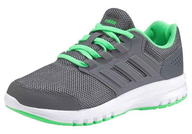 adidas Performance »galaxy 4 k U« Laufschuh | Schuhe > Sportschuhe | Grau | adidas Performance