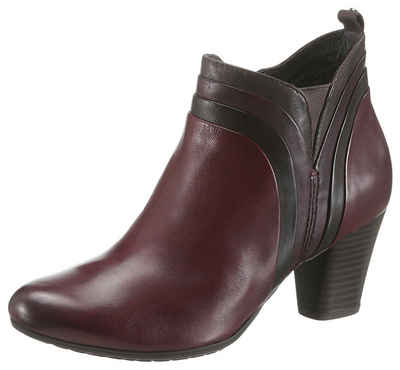 Ankle Boots in rot online kaufen   OTTO 7736b6f9b0