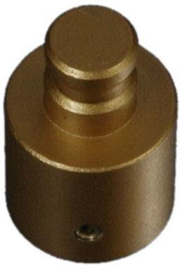 Trägerverlängerung, Liedeco, Gardinenstangen, (1-St), für Gardinenstangen Ø 20 mm