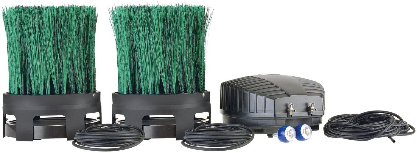 OASE Teichbelüfter »OxyTex Set 2000«, Komplettset | Garten > Swimmingpools > Poolpflege | Grün | OASE