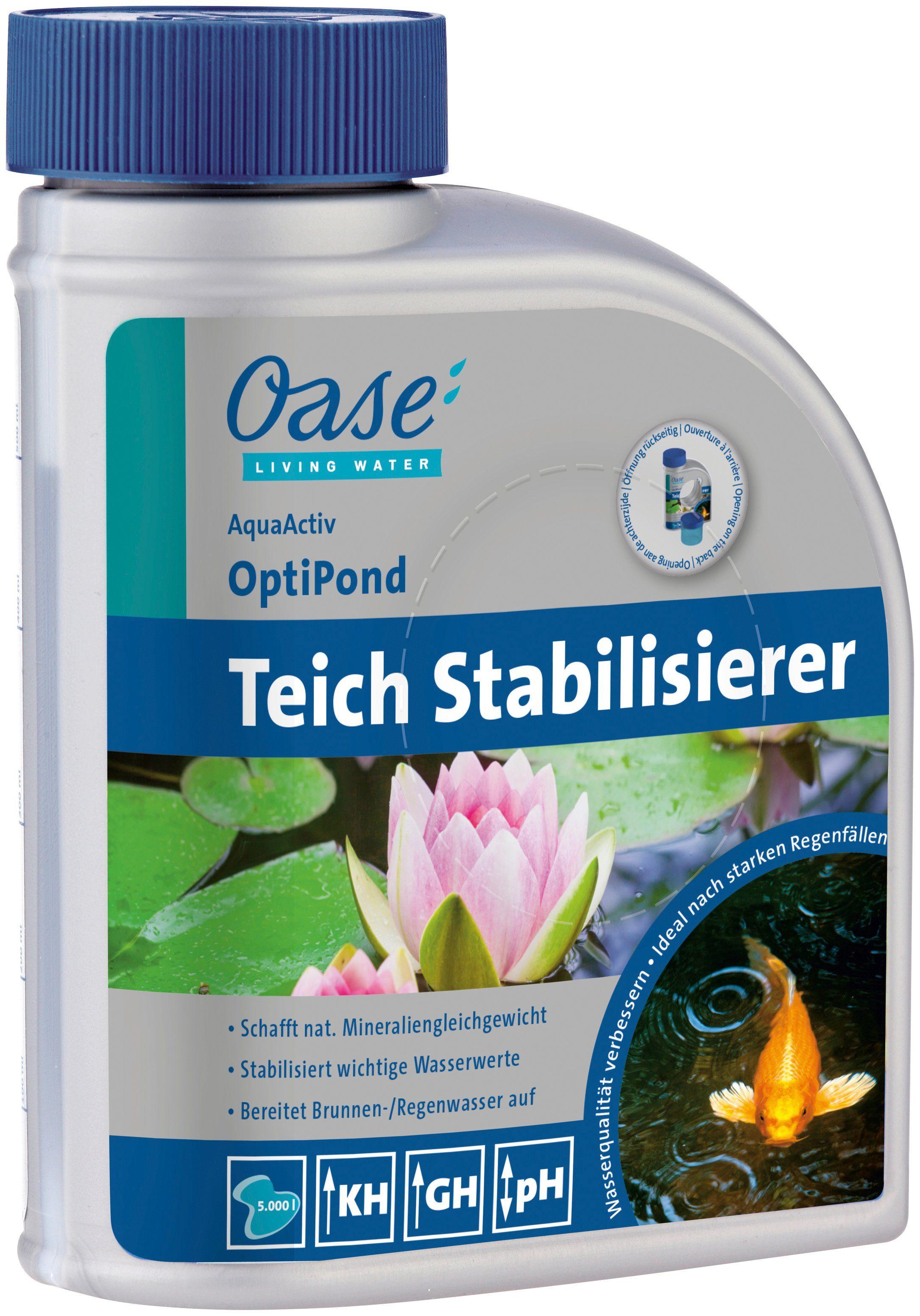 OASE Wasserpflege »AquaActiv OptiPond«, 500 ml
