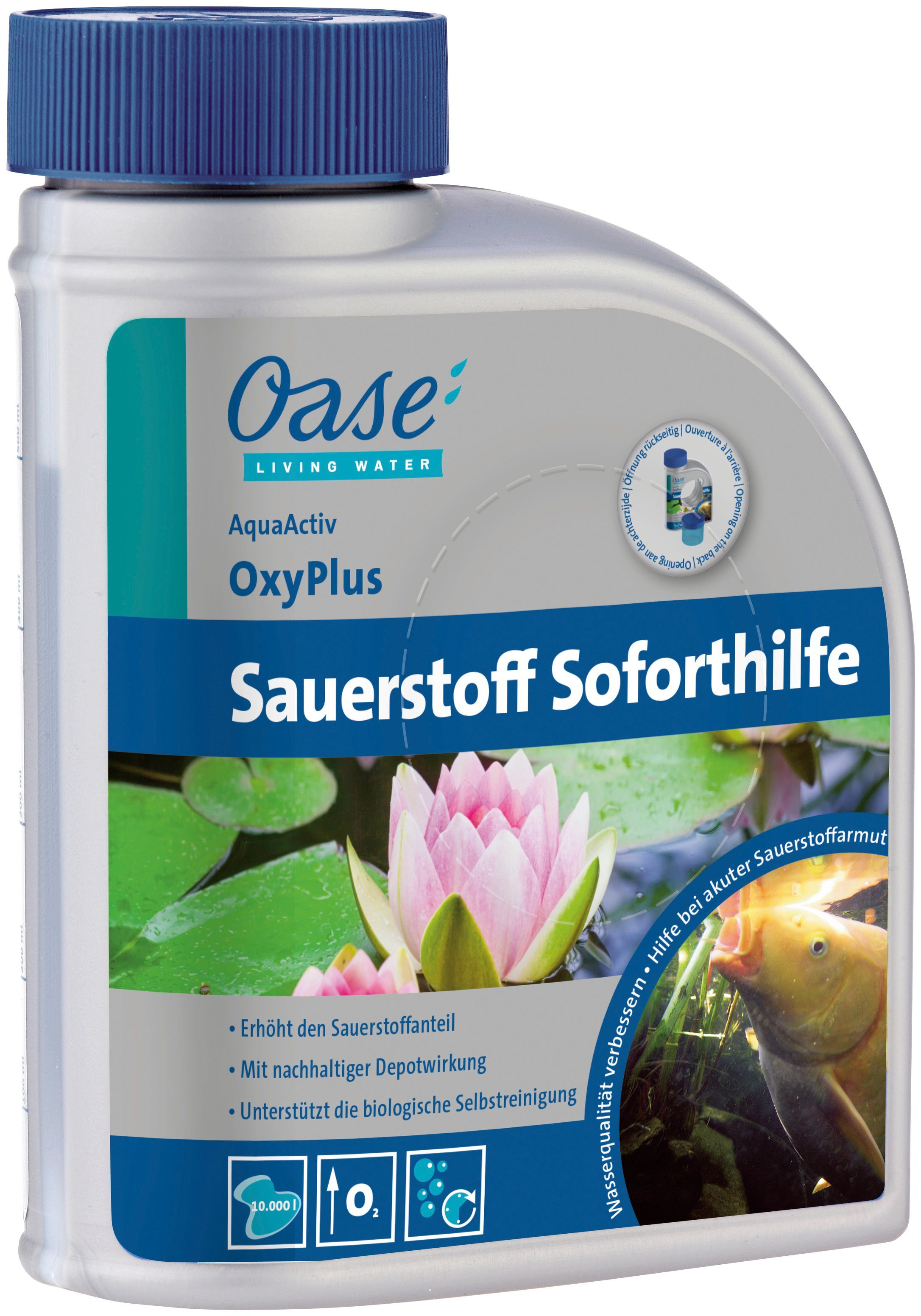 OASE »AquaActiv OxyPlus«, 500 ml