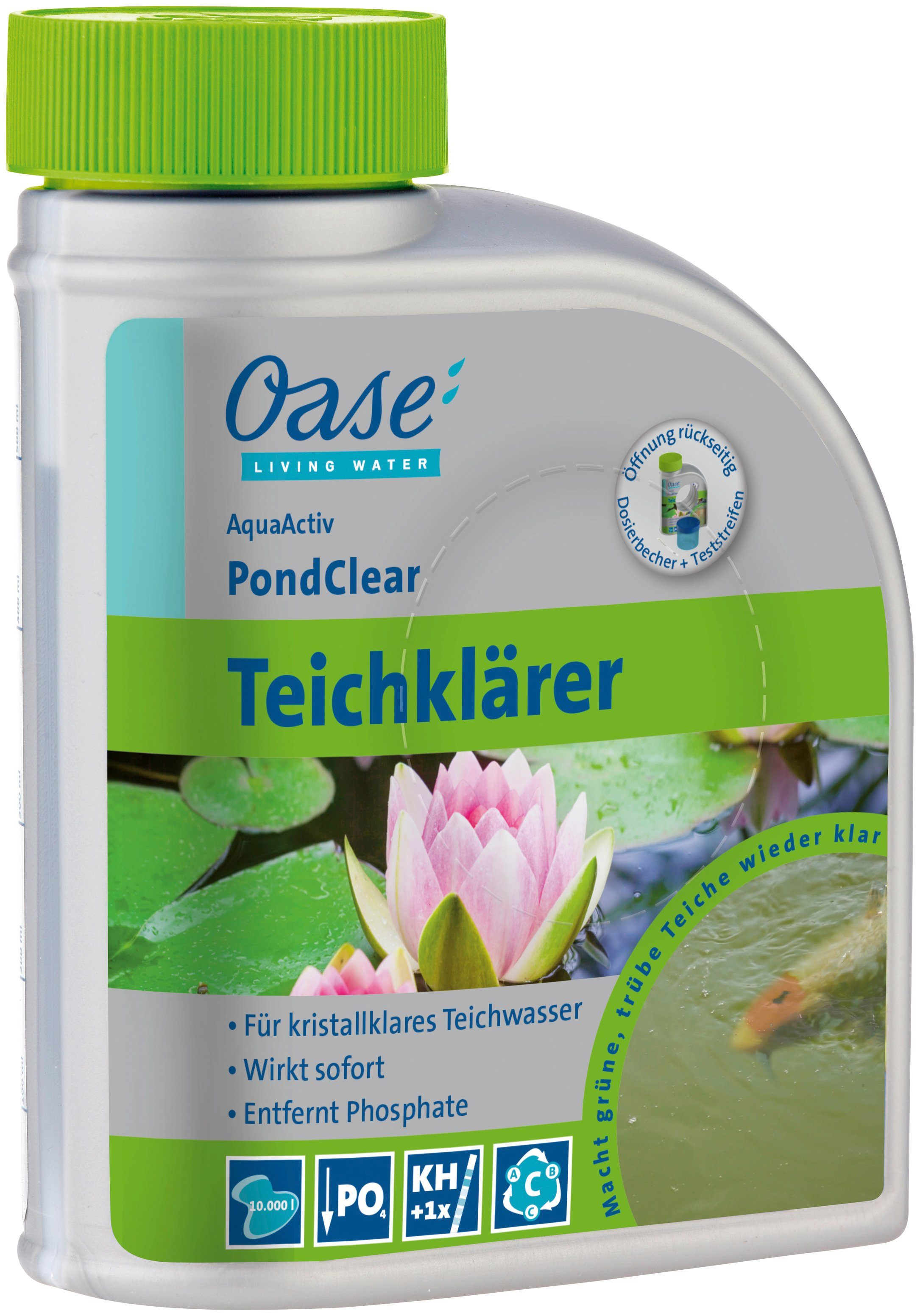 OASE Teichklärer »AquaActiv PondClear«, 500 ml