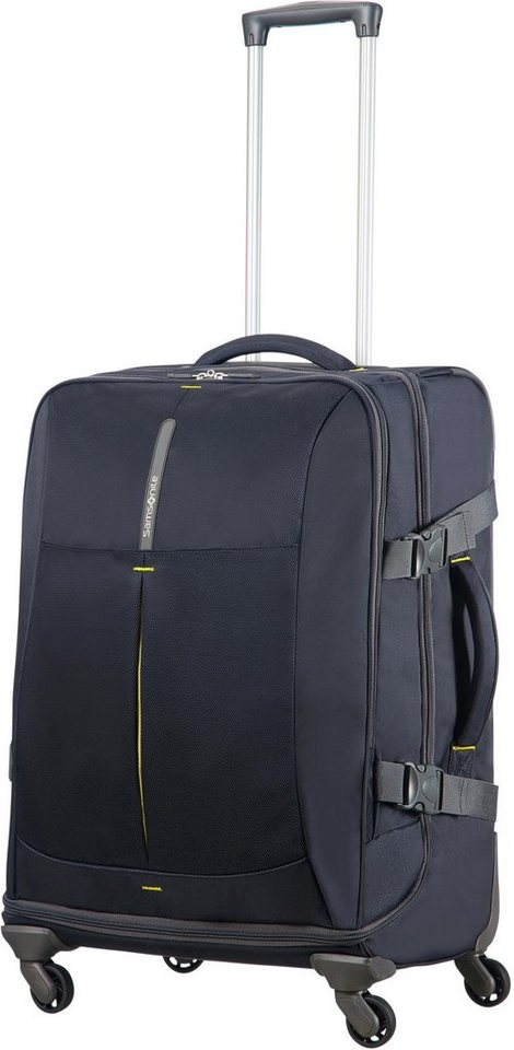 samsonite reisetasche mit 4 rollen 4mation 67 cm. Black Bedroom Furniture Sets. Home Design Ideas