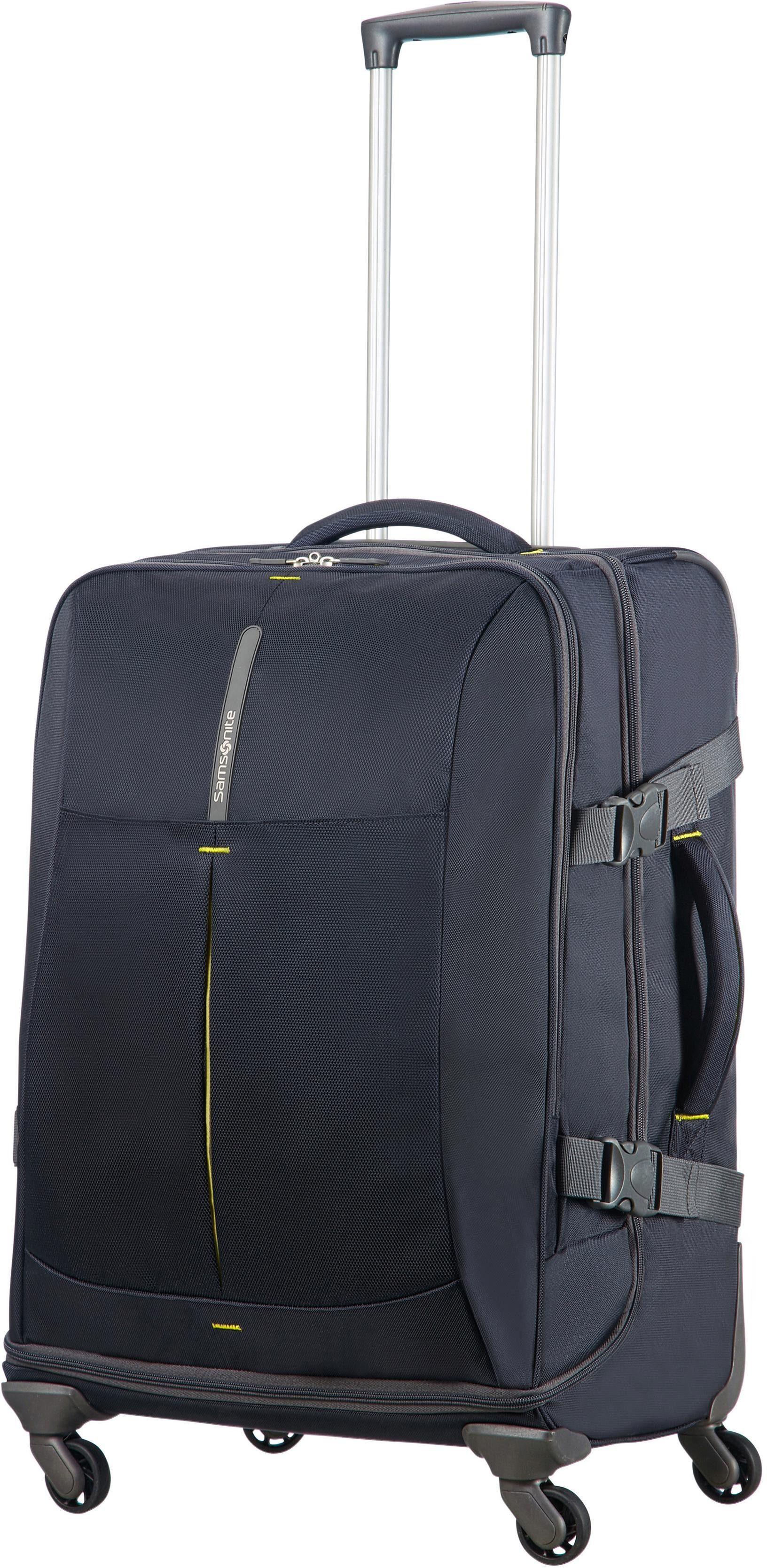Samsonite Reisetasche mit 4 Rollen, »4Mation, 67 cm«