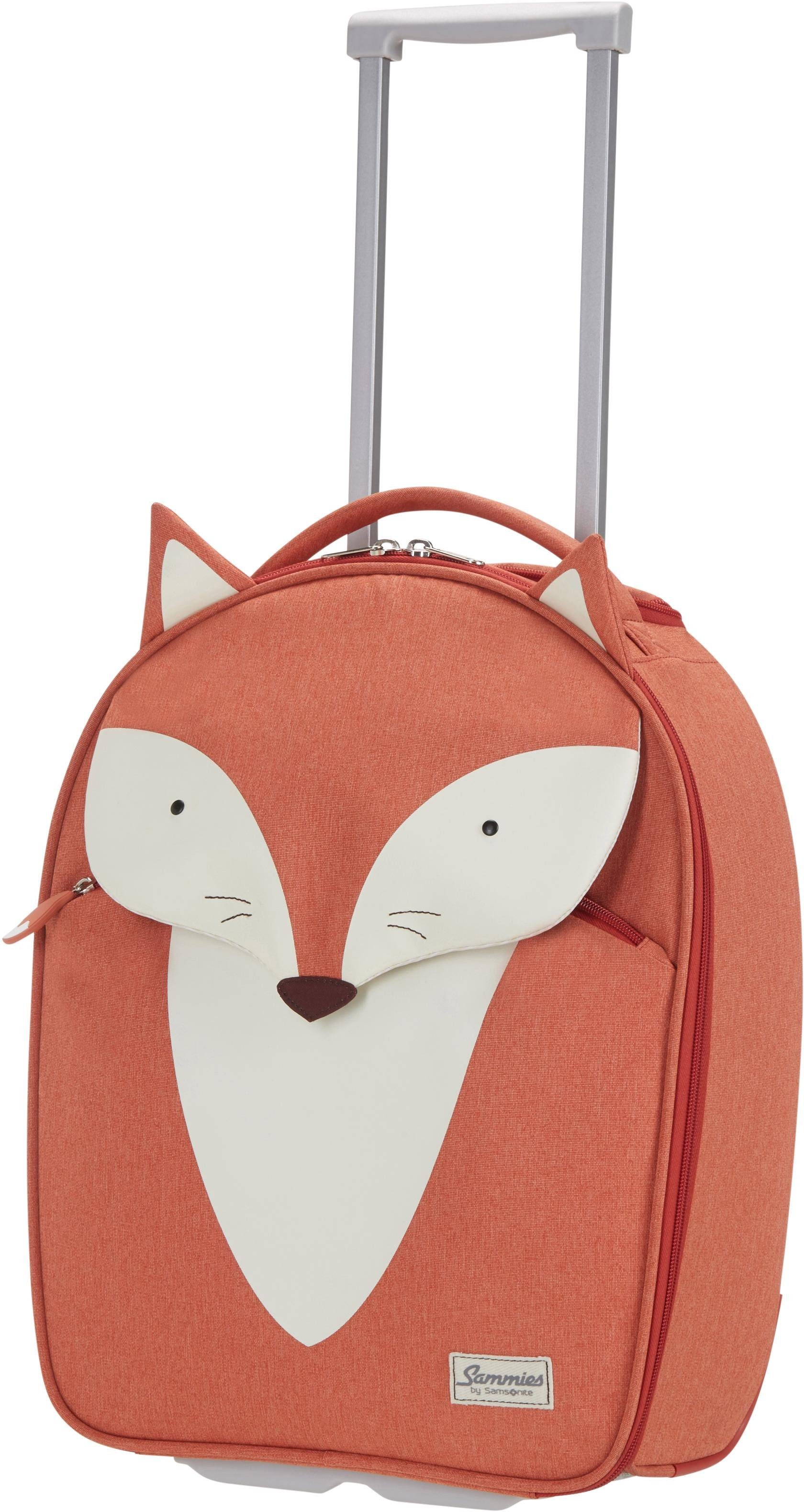 Samsonite Kindertrolley mit 2 Rollen, »Happy Sammies, Fox William«
