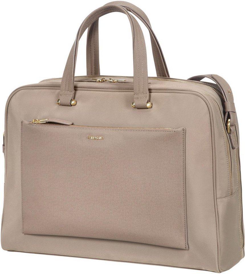 Samsonite Businesstasche mit 15,6-Zoll Laptopfach, »Zalia, 2 Fächer«   Taschen > Businesstaschen > Aktentaschen   Samsonite