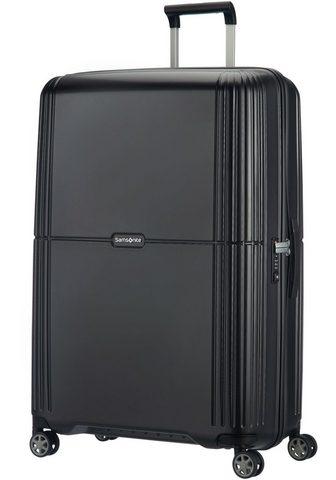 SAMSONITE Plastikinis lagaminas ant ratukų