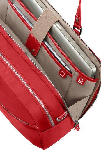 Samsonite Businesstasche mit 15,6-Zoll Laptopfach, Karissa Biz, 2 Fächer