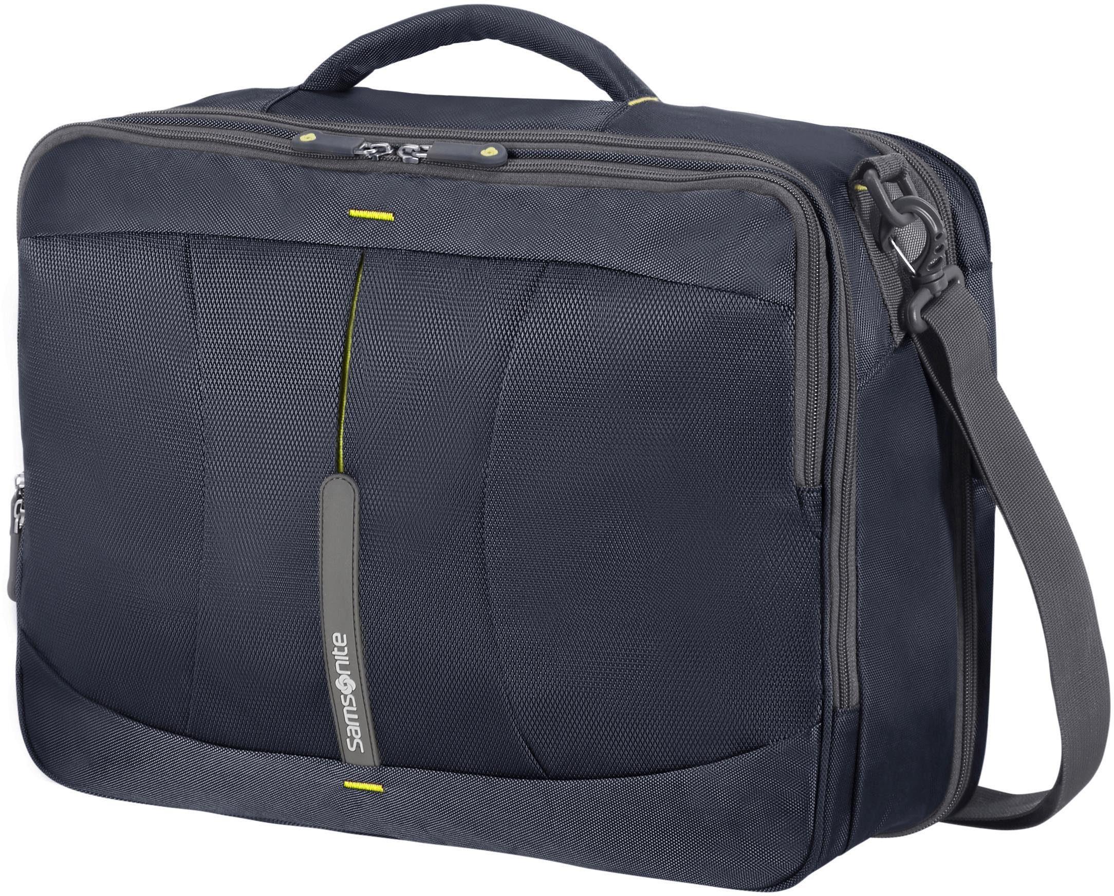 Samsonite Businesstasche mit Rucksackfunktion und 16-Zoll Laptopfach, »4Mation«
