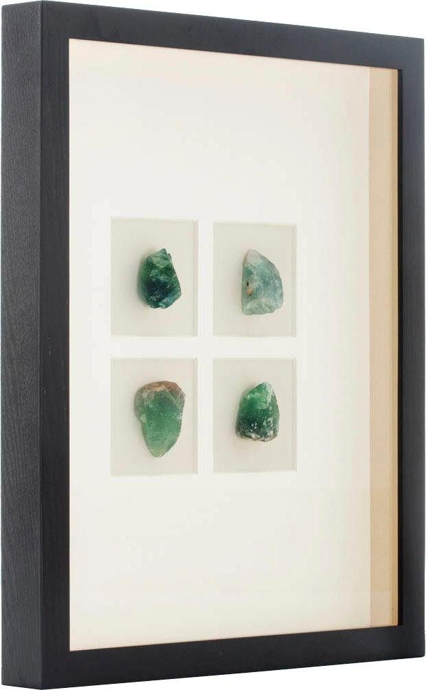 Wandbild »Edelsteinkunst Valuable V«, 41cm x 51cm