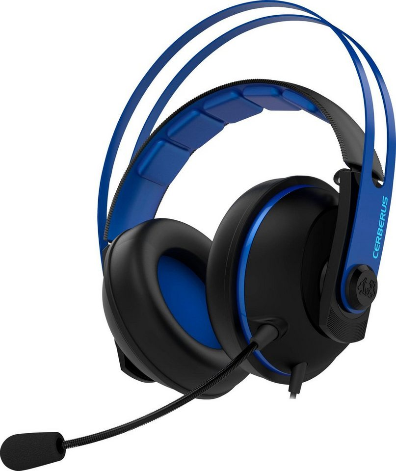 asus cerberus v2 gaming headset online kaufen otto. Black Bedroom Furniture Sets. Home Design Ideas