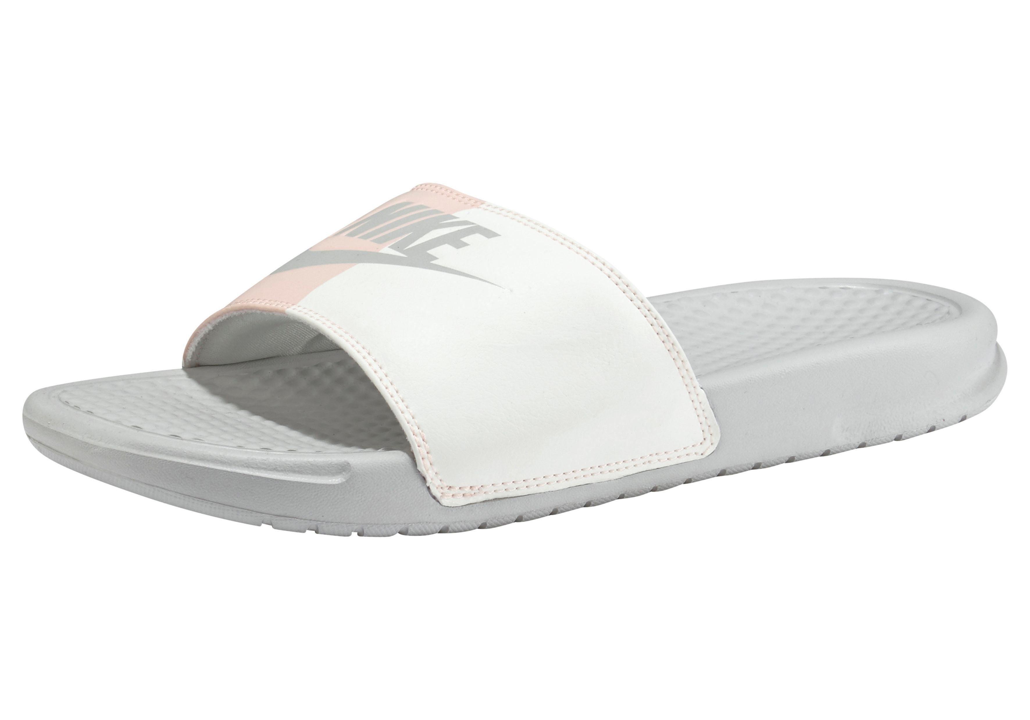 BENASSI JDI - Badesandale - black/white Günstig Kaufen Blick Schnelle Lieferung Verkauf Ausgezeichnet Spielraum Billig Komfortabel Günstig Online axscWkCo