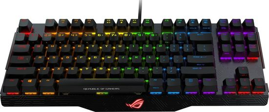 Asus »ROG Claymore Core« Gaming-Tastatur