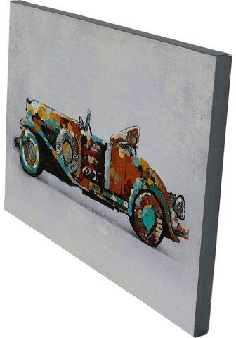 KAYOOM Aliejinis paveikslas »Used Car«
