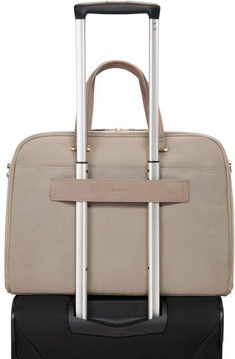 Samsonite Businesstasche mit 15,6-Zoll Laptopfach, Zalia, 2 Fächer