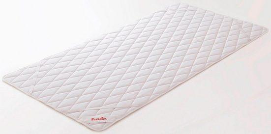 Matratzenauflage »Cool Comfort Pad«, Paradies, 1,5 cm hoch, Kunstfaser, kühlend
