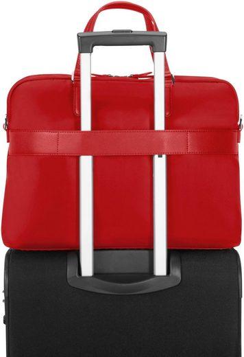 Samsonite Businesstasche mit 15,6-Zoll Laptopfach, Karissa Biz