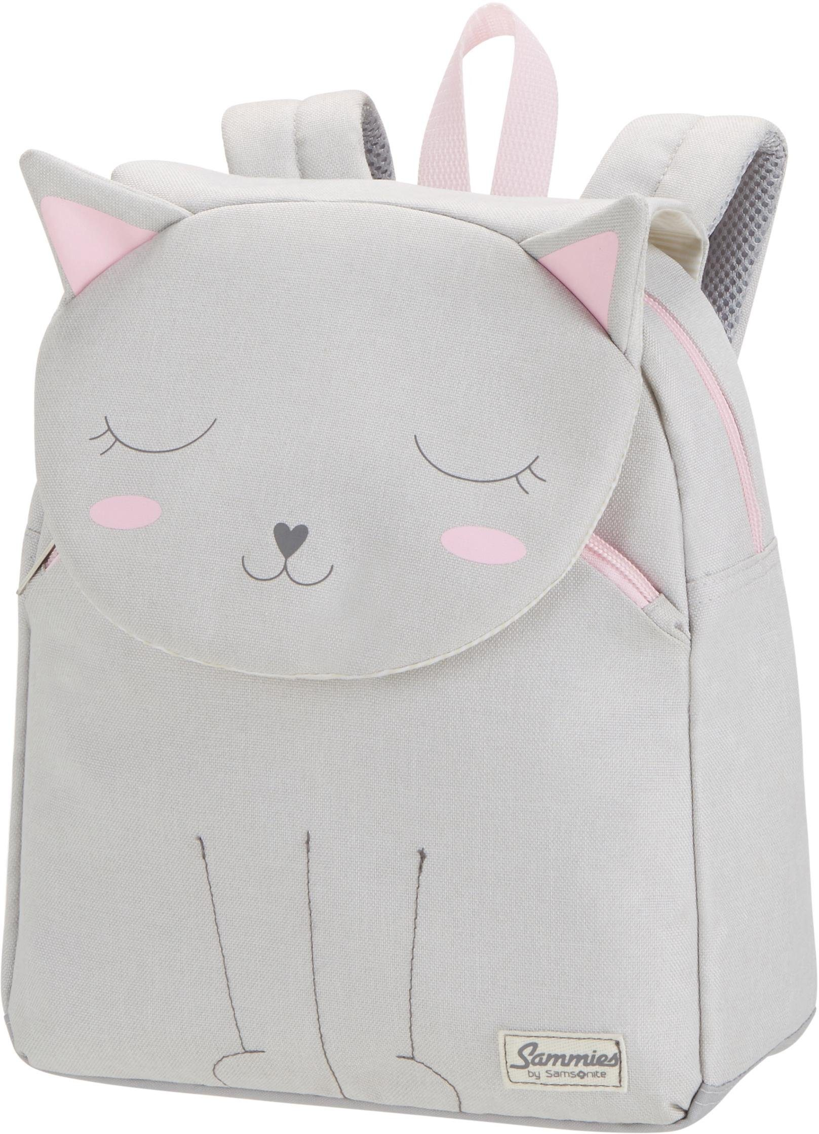 Samsonite Kindergartenrucksack, »Happy Sammies, Kitty Cat, S«