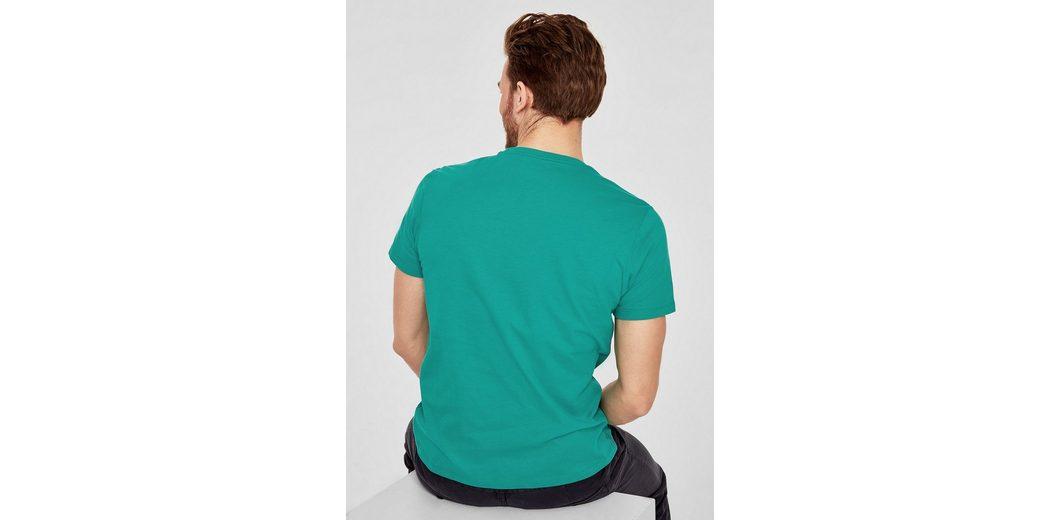 Rabatte Online Billig Wie Viel s.Oliver RED LABEL T-Shirt mit Fotoprint 9hm2bw