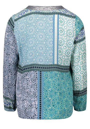 Betty Barclay Bluse mit Pailletten-Ausschnitt