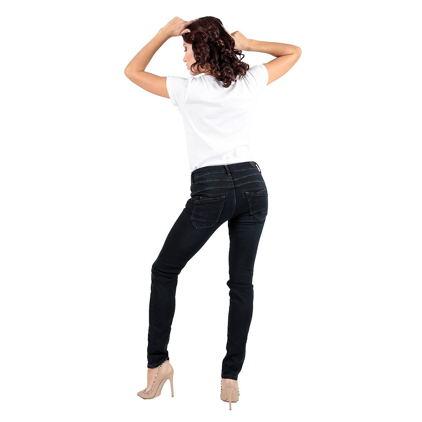 Miracle of Denim Jeanshose in Slim Fit-Passform