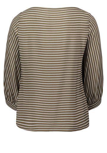 Betty&Co Bluse im Streifen Design