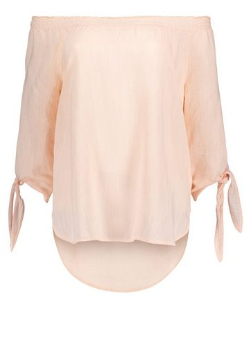 Betty&Co Bluse mit schulterfreiem Design