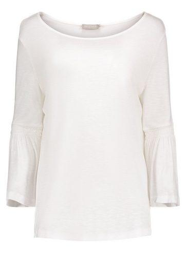 Betty&Co Shirt mit Gummizug an den Ärmeln