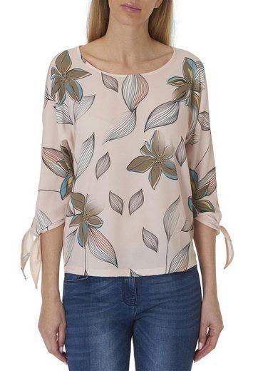 Betty&Co Shirt mit floralem Print