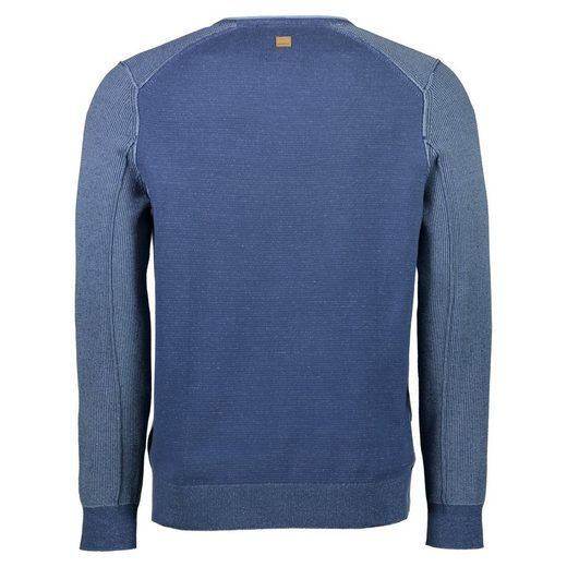 LERROS V-Neck Sweater aus Baumwolle