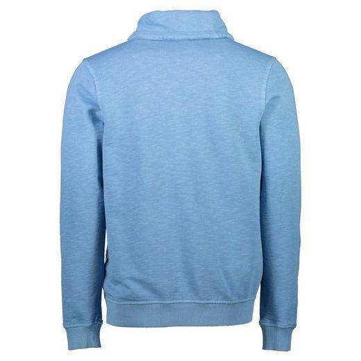 Lerros Sweatshirt With Flashover Collar