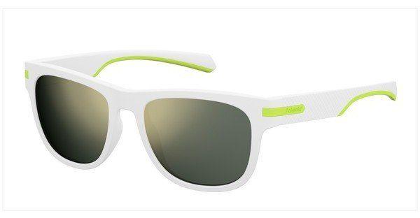 Polaroid Herren Sonnenbrille » PLD 2065/S«, grau, RIW/M9 - grau/grau