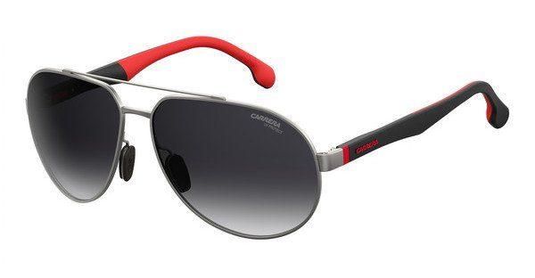 Carrera Eyewear Herren Sonnenbrille » CARRERA 8025/S«, blau, O6W/QT - blau/grün
