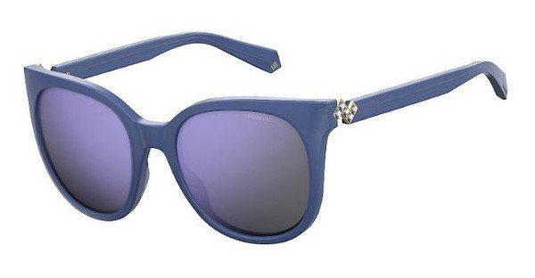 Polaroid Damen Sonnenbrille » PLD 4062/S/X«, braun, 086/LA - braun/braun