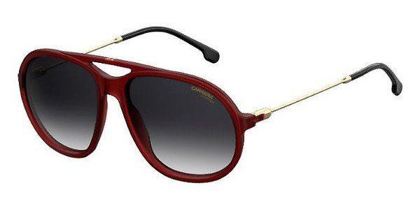 Carrera Eyewear Herren Sonnenbrille » CARRERA 153/S«, schwarz, 003/WJ - schwarz/grau